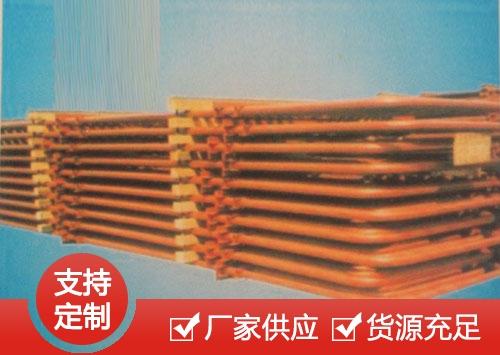再热器管排