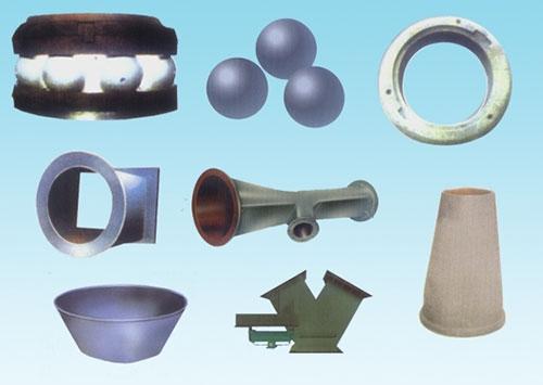 耐磨钢产品