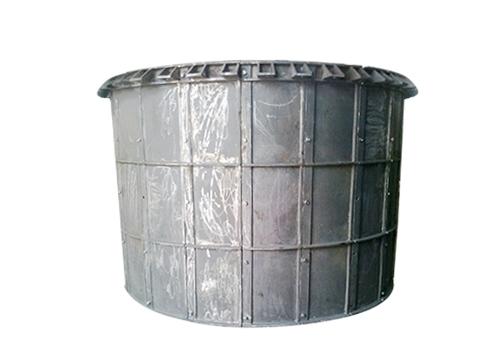 广东分片组装式中心筒